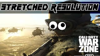 Call Of Duty Modern Warfare + Warzone How To Stretch Resolutions