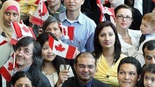Канада 1318: В Канаду едут люди только из неблагополучных стран. Так ли это?