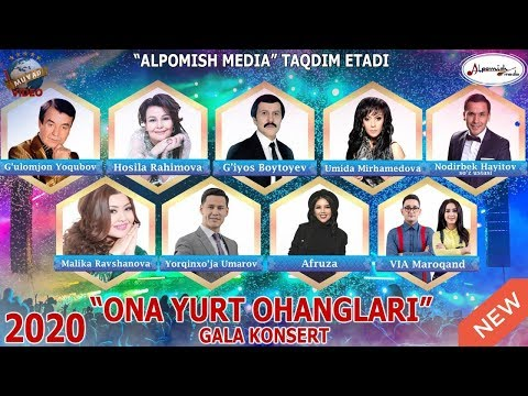 Gala konsert 2020 Alpomish media