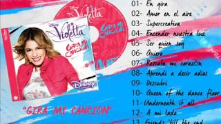 Violetta 3 CD Gira mi canción COMPLETO