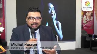 Midhat Hassan, Senior Sales Manager - Movenpick