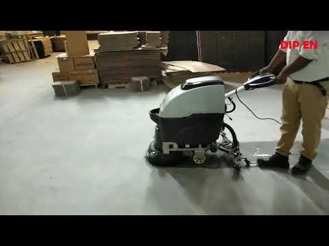 Floor Scrubber Driers