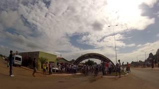 preview picture of video 'Largada Speed - 5º Desafio de Ciclismo - Serra do Tepequém'