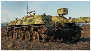 Kanonenjagdpanzer 105 • E 25 OF THE EIGHTH TIER • WoT Gameplay