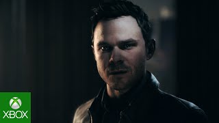 Quantum Break - Time is Power Trailer