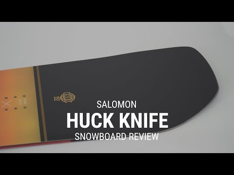 2019 Salomon Huck Knife Snowboard Review – Tactics