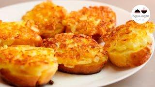 "Бутерброды с луком ""Раз-два-три""   Бюджетная закуска за 5 минут! Sandwiches with onions"