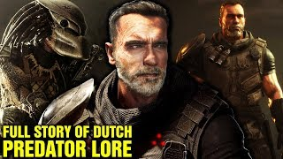 STORY OF WHAT HAPPENED TO DUTCH FINALLY EXPLAINED IN FULL - HUNTING GROUNDS LORE  - ALL AUDIO TAPES