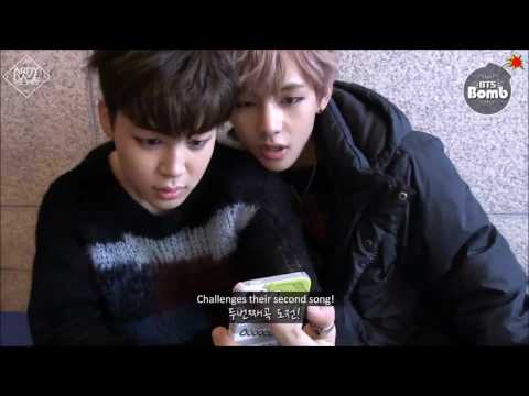BTS Jimin - Cute and Funny Moments Part 1