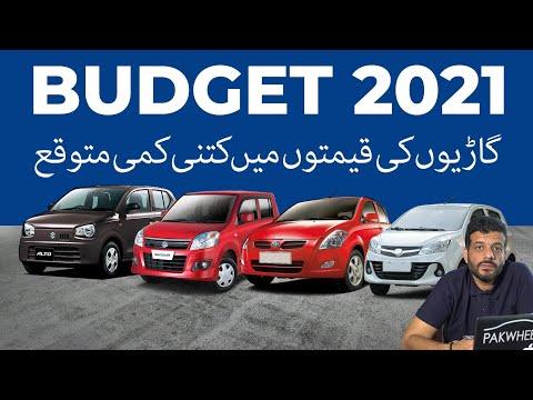 Budget 2021 | Impact On Car Prices | PakWheels