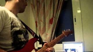 Joe Bonamassa pain and  sorrow intro cover