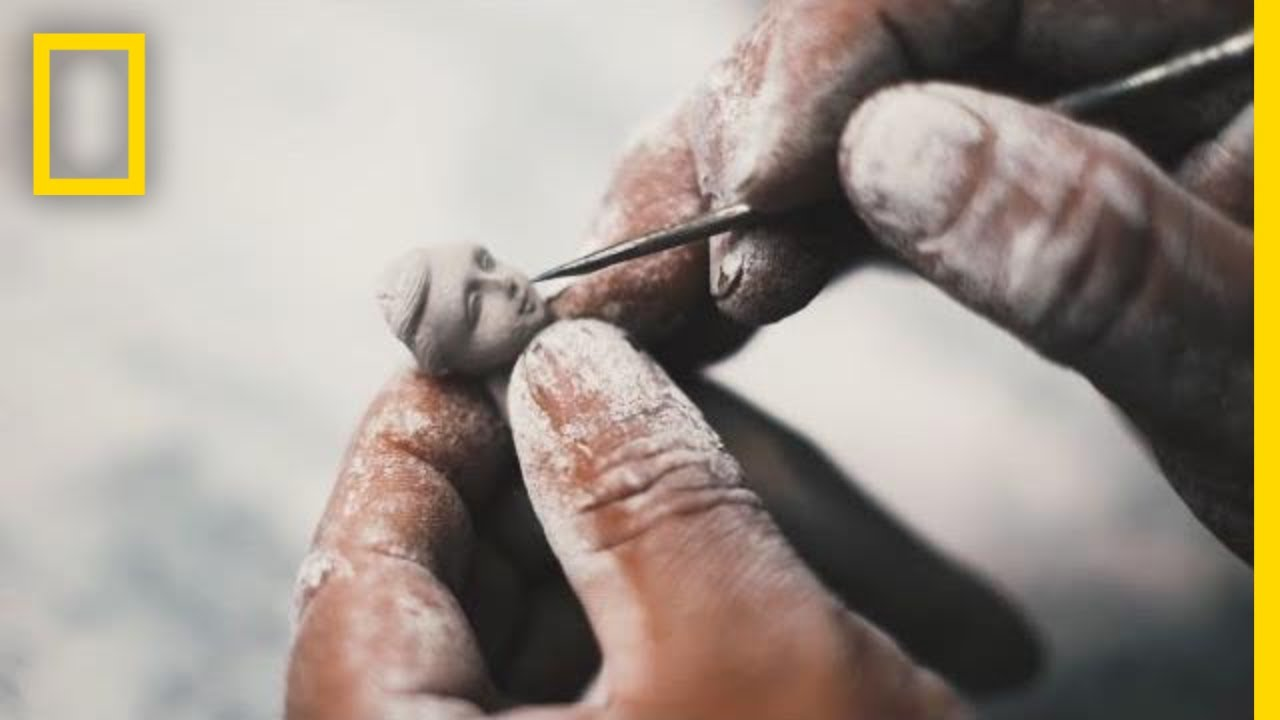 See How This Intricate Peruvian Folk Art Is Made by Hand | Short Film Showcase thumbnail