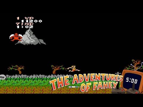 Celebrate 30 Years Of Ghosts'n Goblins With Five Minutes Of Death