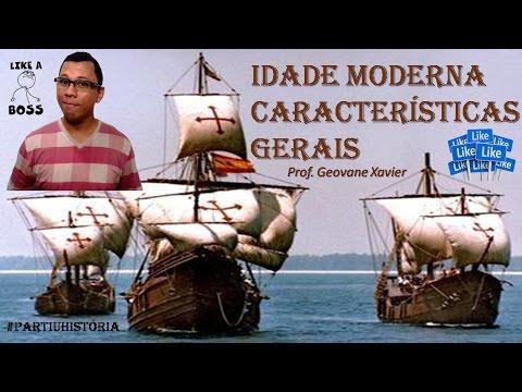 Idade Moderna: Características gerais