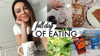 Full Day Of Eating | Realistic Day + Healthy Coffee