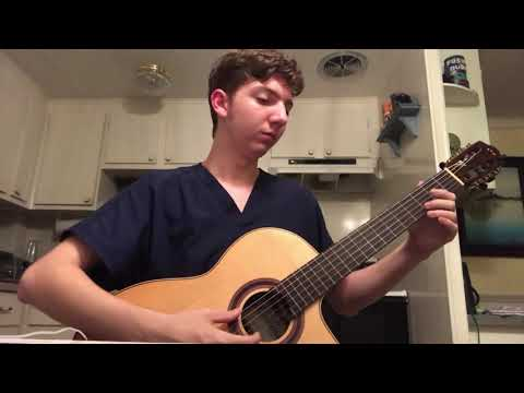 Be Thou My Vision Classical Guitar Cover