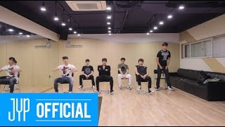 """2PM """"A.D.T.O.Y.(하.니.뿐.)"""" Dance Practice"""