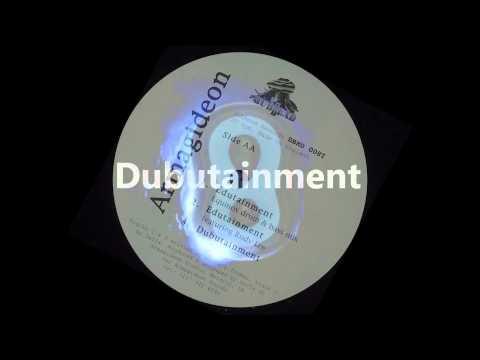 Armagideon ft. Rudy Lee - Edutainment & Dubutainment