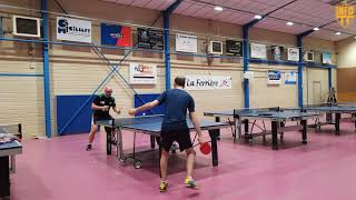 BEST OF ALEXANDRE From INFO TT 2020 TRAINING - Table Tennis