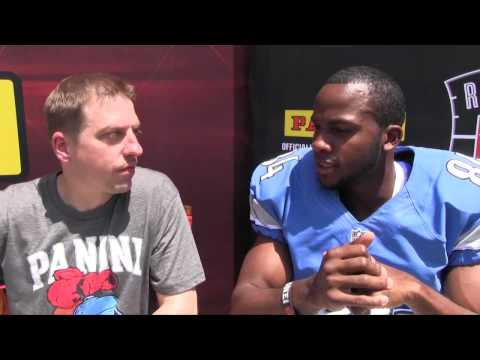 "The Panini America ""Countdown to Elite"" Interview: Detroit Lions WR Ryan Broyles"