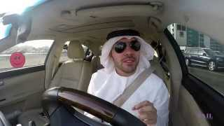 The Day an Emirati Became a Taxi Driver