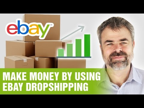 How to make money selling on eBay dropshipping