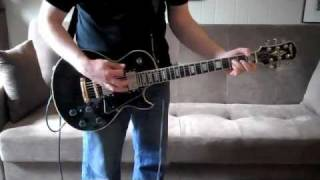 Neil Young Hey Hey, My My (Into The Black) Epiphone Les Paul Custom
