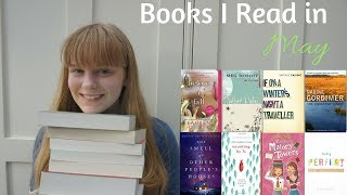 The Books I Read in May!