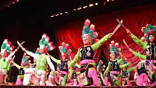 Compañía Mexicana de Danza Folklórica - Guanajuato (Bárbaros)