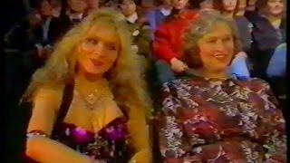 "Doro Pesch & her mother - Interview  ""Boulevard Bio"" 22.01.1992 + Beyond The Trees live"