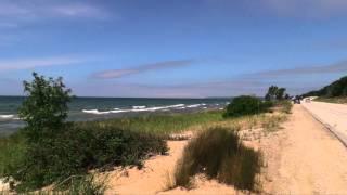 Great Lakes Shoreline Tour   Lake Michigans Northern Michigan Coast