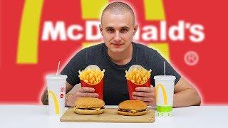 ПОВТОРИЛ МЕНЮ McDonald's! КАРТОШКА ФРИ И БУРГЕР ДОМА НАМНОГО ДЕШЕВЛЕ!