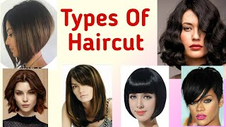 Types Of Haircut   21 Stylish 💇✂💁for Women
