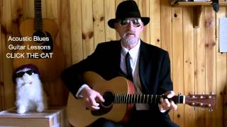 Acoustic Blues Guitar - Diddie Wah Diddie - Blind Blake Cover