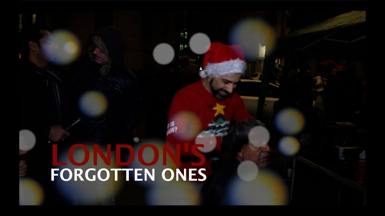 London's Forgotten Ones – Who Is Hussain Christmas campaign