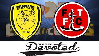 preview picture of video 'Burton Albion Vs Fleetwood Town, Wembley, 26 May 2014'