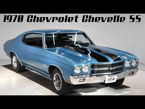 Video of '70 Chevelle - Q6DD
