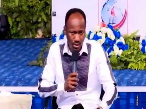#Apostle Johnson Suleman Prof #Twenty Mistakes Boys Do In Relationship #3of3