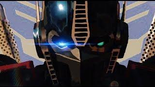 Tr Prime Superhero Optimus Prime