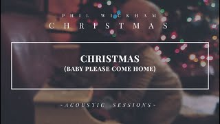 Christmas (Baby Please Come Home) -  Lyric Video