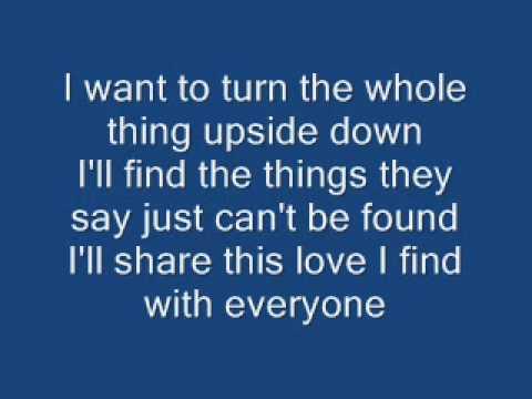 Upside down by Jack Johnson lyrics