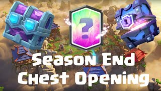 Clash Royale - Season end Chest Opening #5