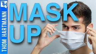 Keep Wearing Your Mask!