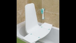 Lumex® Splash Bath Lift Youtube Video Link