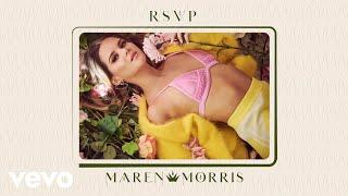 Maren Morris - RSVP (Audio)