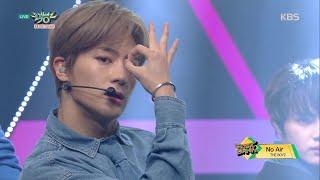 뮤직뱅크 Music Bank - No Air - THE BOYZ.20190104
