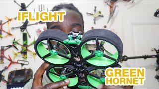 [FPV] Iflight Green Hornet - Le test