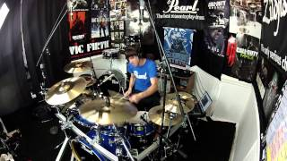 Avenged Sevenfold - Hail To The King - Drum Cover - (New Song)