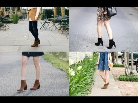 My 5 Favorite Ankle Boots for Fall + Saint Laurent Shopping Tote Update