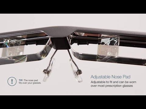 Moverio BT-350 ANSI Smart Glasses | Unboxing